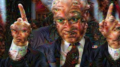 Dick Cheney Google AI Art Dick Cheney Google AI Art